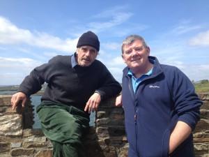 Jeremy Irons & John