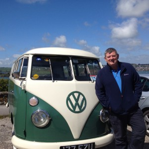 John Creedon and VW1