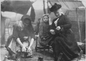 Mother Jones & Children Shoes