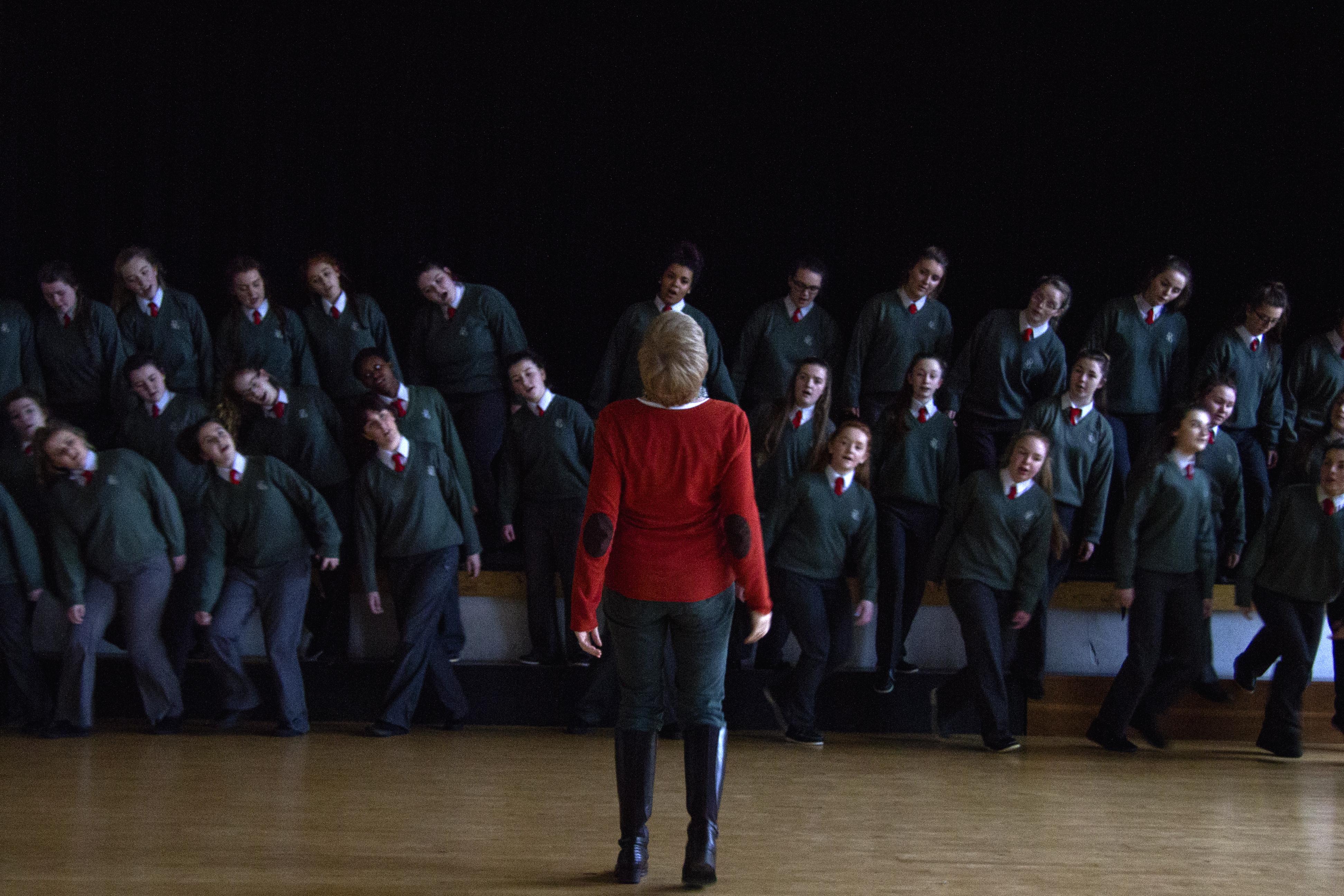 Oíche Nollaig na mBan Choir