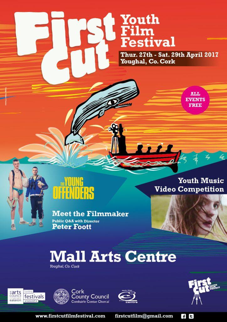 First Cut Poster
